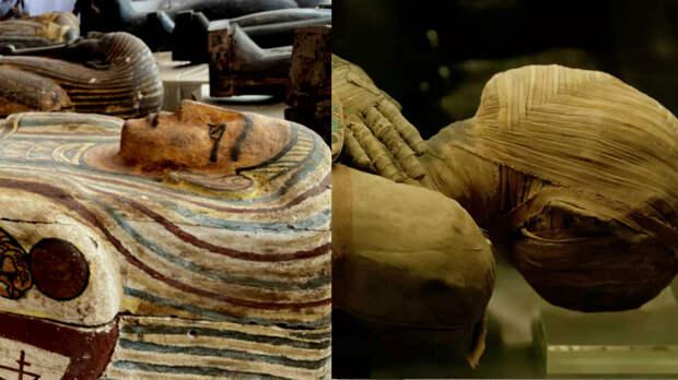 Месть фараонов. Настигнет ли проклятие египтологов, нашедших нетронутую гробницу?