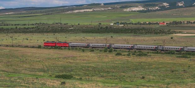 Поезда «Таврия» свяжут Крым с Уралом и Сибирью