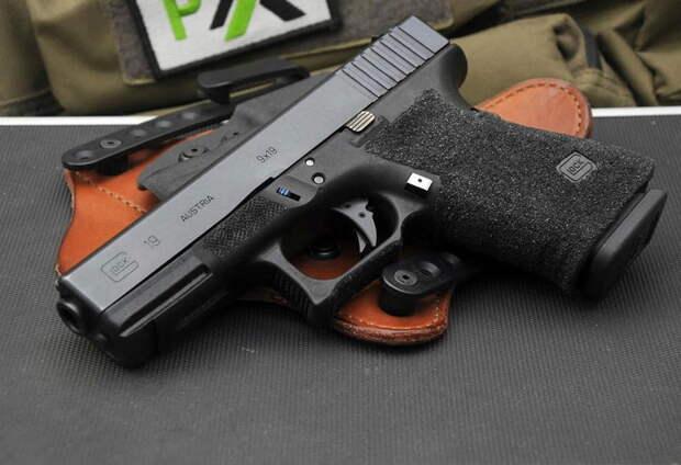 Пистолет Глок – один из самых популярных пистолетов за рубежом