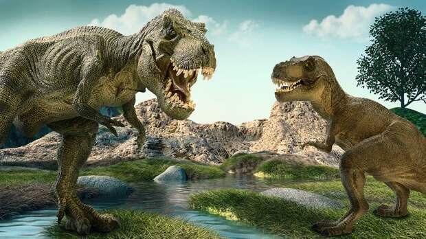Американские ученые сделали удивительное открытие о жизни тираннозавров