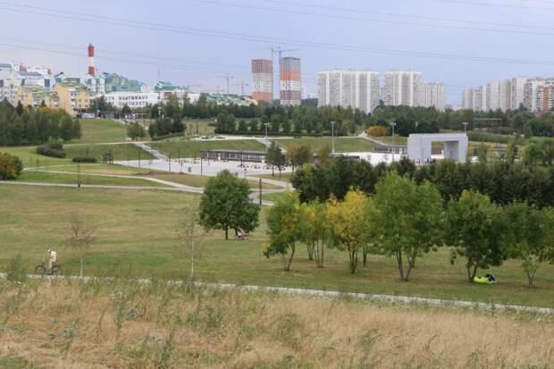 Парк. Фото: «Москва. Северо-Запад»