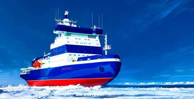 Как один контейнеровоз в Африке, приводит в движение десятки ледоколов в Арктике…