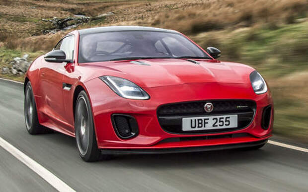 Базовый Jaguar F-Type похудел и подешевел