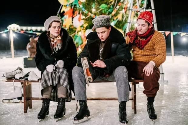 Любовь Константинова и Антон Хабаров встретятся «В парке Чаир»