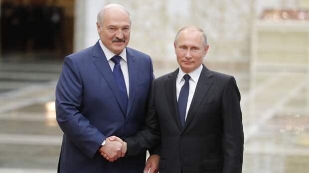 Путин и Лукашенко обсудили по телефону реализацию договорённостей