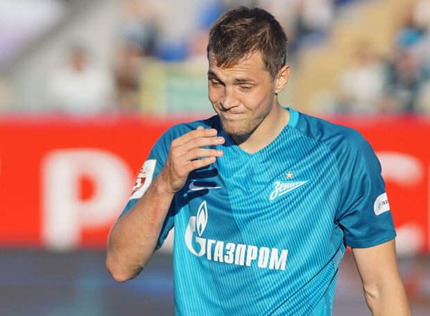 Дзюба - вне заявки на матч против «Вердера», атакующую пару составят Мостовой и Азмун