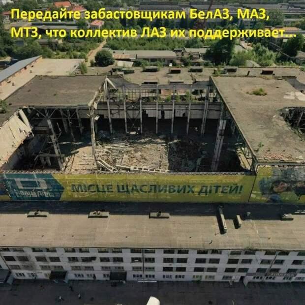 Крах власти в Белоруссии. Лукашенко поделится с Москвой частью своих полномочий. С.Михеев