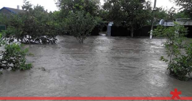 В Крыму ожидают подъема уровня рек, есть угроза схода селей