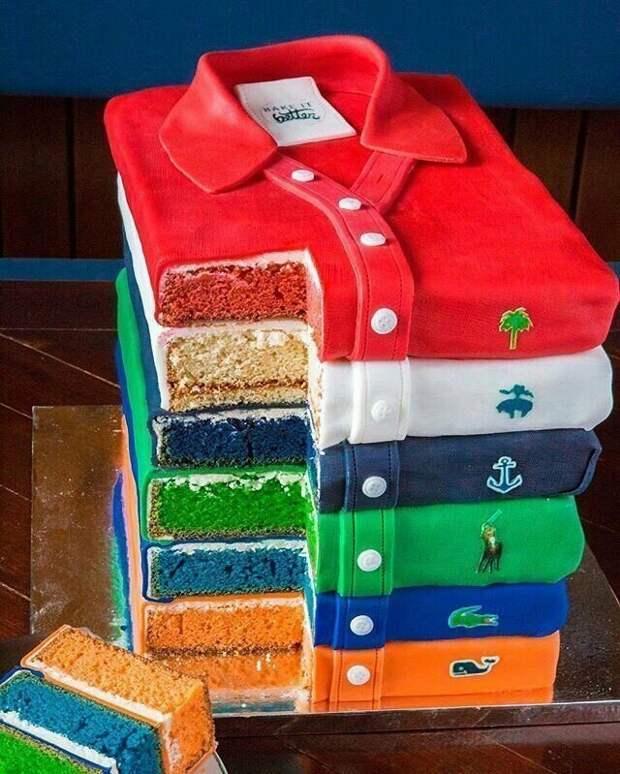 Торт Lacoste