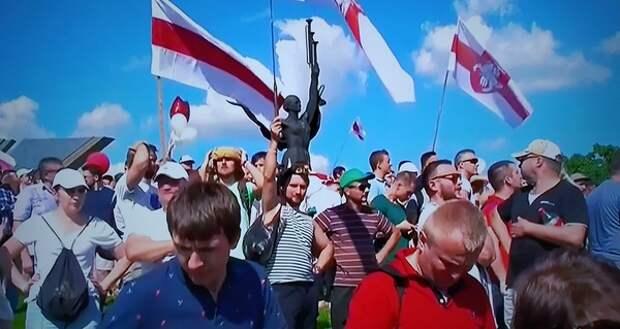 На белорусских заводах всве-таки начались забастовки