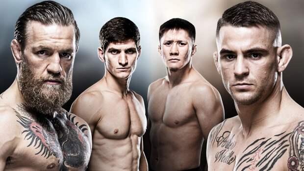 Конор и Порье устроят шоу, Евлоев продлит беспроигрышную серию, а Жумагулову придется непросто. Прогнозы на UFC 257