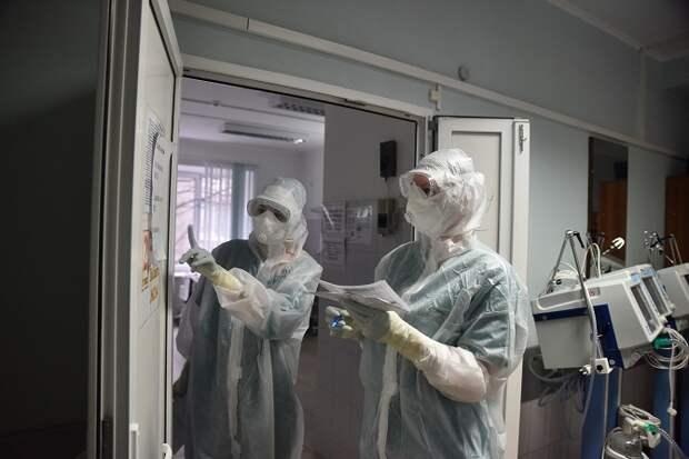На Кубани подтвердились еще 163 случая заражения COVID-19