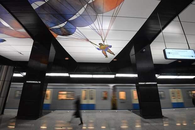 В ближайшие два года в Москве откроют 24 станции метро и две новые линии МЦД