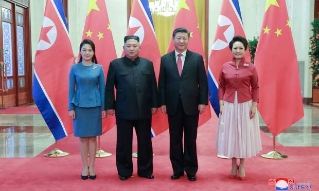 Чем Китай поможет Северной Корее в случае новой войны. Новые китайские народные добровольц