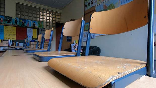 Школу в Екатеринбурге закрыли на карантин из-за COVID-19