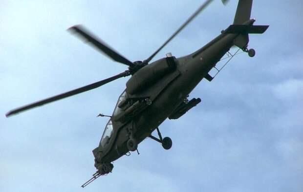 В Сирии разбился военный вертолет США