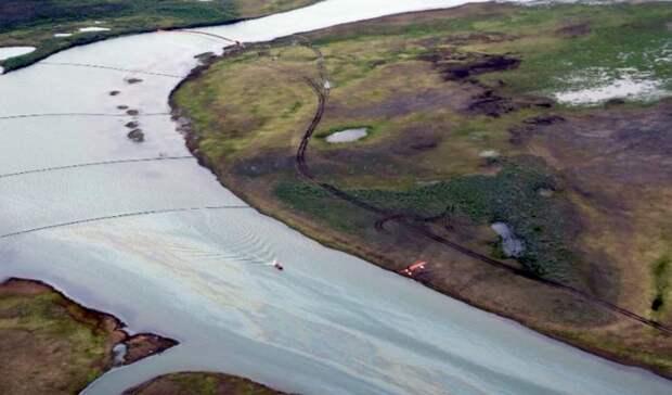 «Мертвое озеро» появилось накарте Красноярского края