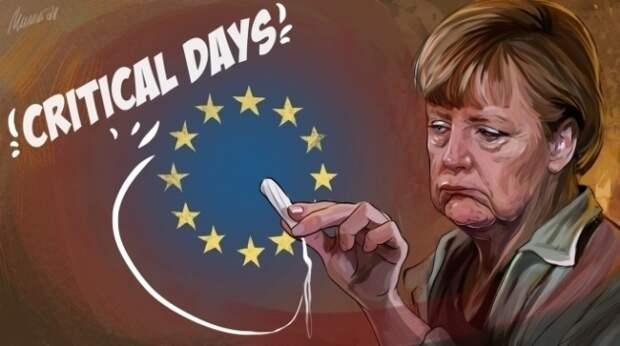 «Нетрадиционная политика» Меркель: фрау решилась на отчаянный шаг