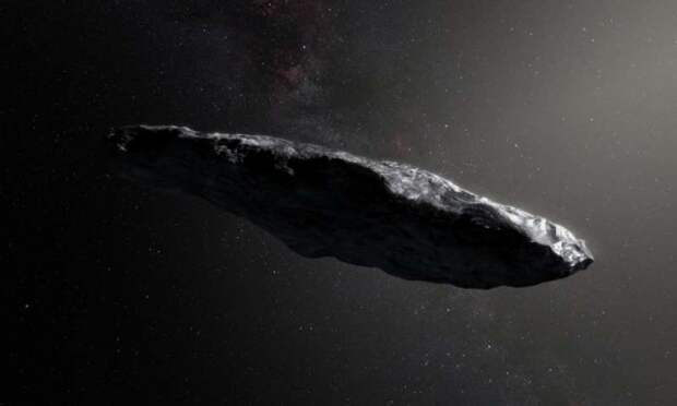 Раскрыто бурное прошлое таинственного астероида