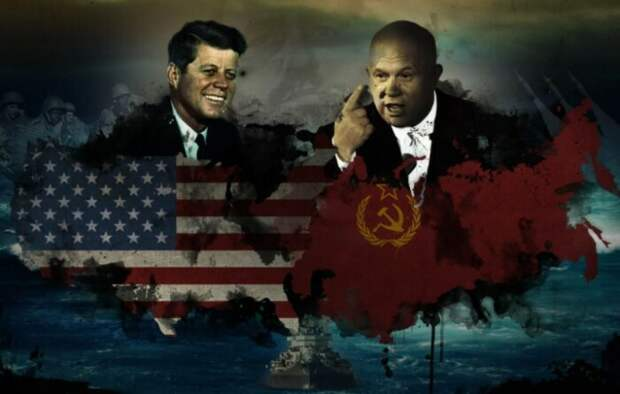 Страны-союзники пришли к холодной войне.
