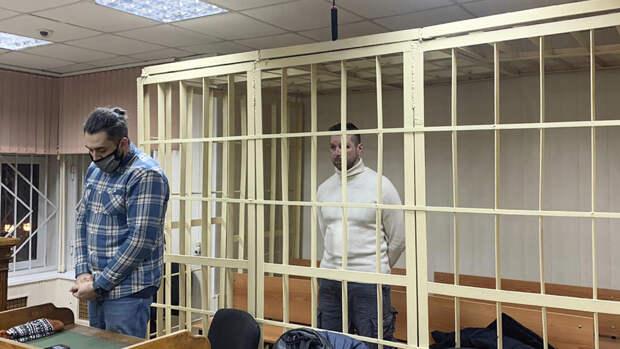 Тушинский суд Москвы приговорил Зеленского к двум годам колонии