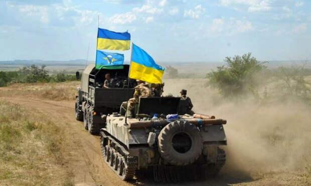 Украинский генерал перечислил условия для наступления ВСУ на Донбасс
