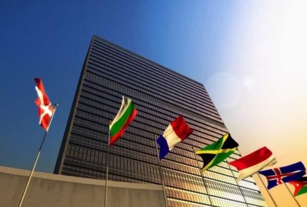 ООН США