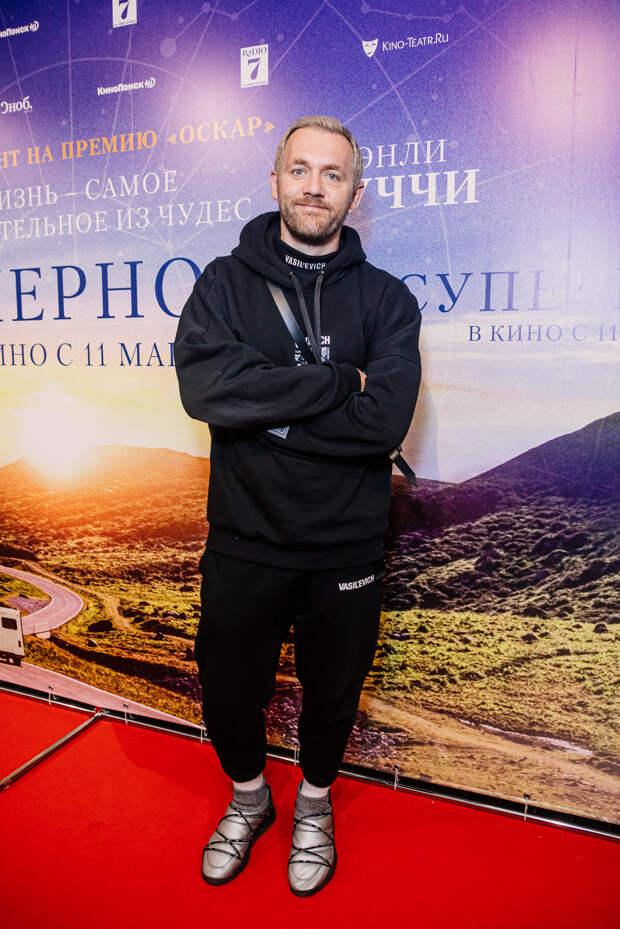 Любовь и смерть: Денис Шведов, Ольга Сутулова и Ольга Кабо