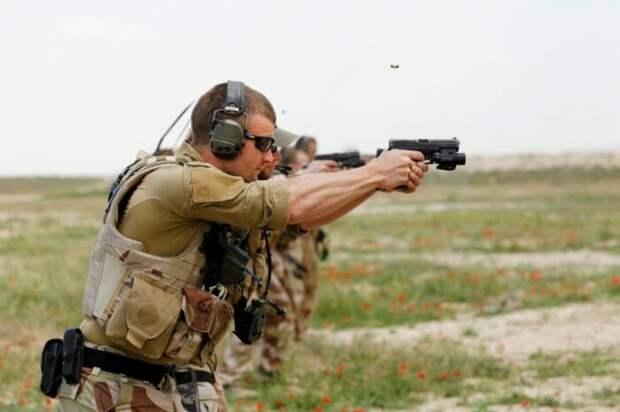 Австрийские пистолеты покупает весь мир. /Фото: forum.guns.ru.