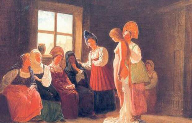 Хлопова Мария, невеста царя Михаила Романова