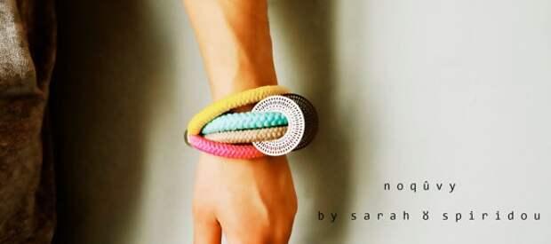 Необыкновенные украшения из верёвки и шнура: 20 чудесных идей