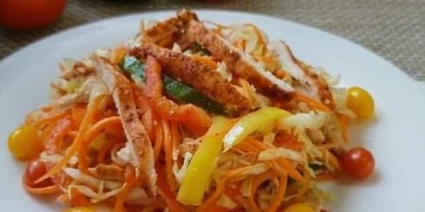 8 рецептов морковных салатов: на праздник и в будни: Вкусно и полезно