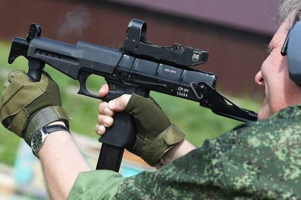 """Грозный """"малыш"""": чем примечателен пистолет-пулемет """"Вереск"""""""