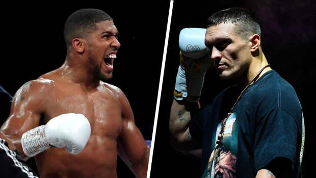 Бой за титул абсолютного чемпиона мира: украинец Усик сражается с британцем Джошуа. LIVE