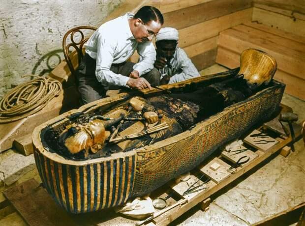 Как в просвещённой Европе обращались с наследием Древнего Египта