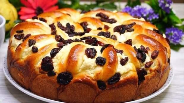 Пирог «Полный восторг»