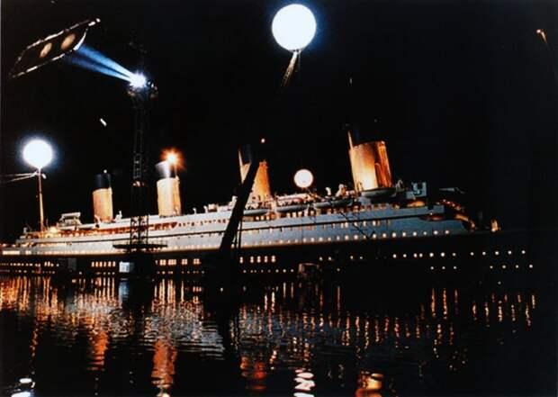 В сети опубликовали альтернативную концовку фильма «Титаник»