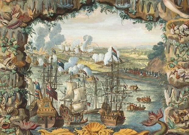 Осада Остенде, 1708 год - Великие крейсерские войны: драка за испанское наследство   Военно-исторический портал Warspot.ru