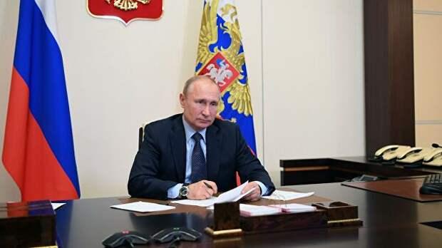 Путин и Меркель условились о дальнейших контактах