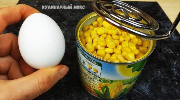 В последнее время стала часто покупать кукурузу в банке: показываю, что я из неё готовлю