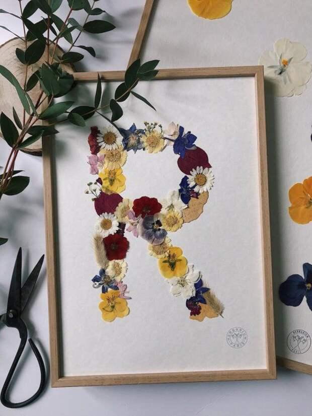 Цветочные картины (подборка)