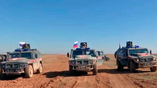 В США надсмеялись над «спрятавшимися» в Сирии российскими военными