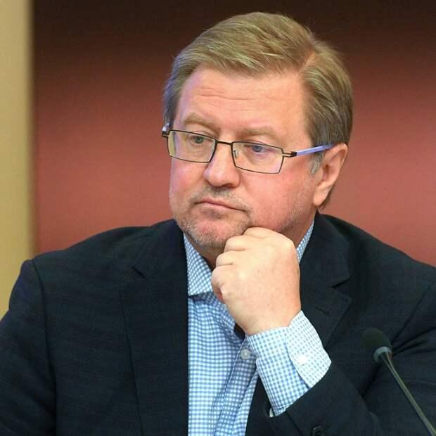 Лепехин предложил назначить Азарова на пост главы правительства Беларуси