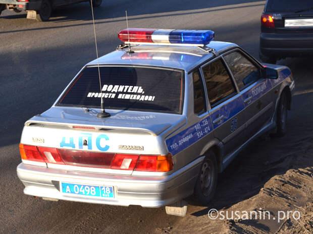 Автолюбителей Ижевска проверят на трезвость с 20 по 23 марта