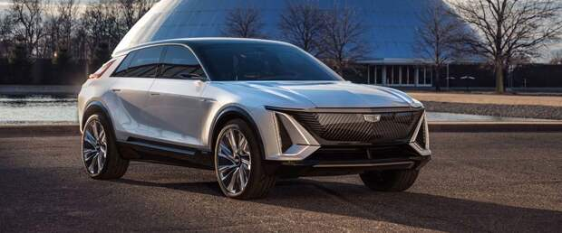 С 2030 года Cadillac станет электрическими брендом