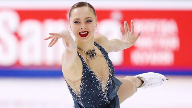 Фигуристка Бойкова: «Моя главная мечта — дойти до Олимпийского золота»