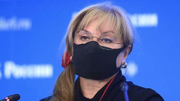 Памфилова заявила, что Лобкова вычислили бы в любом случае