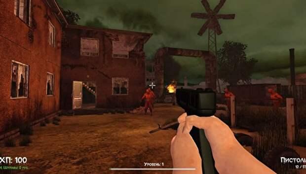 По мотивам комментария «эксперта» о бойне в Керчи создана видеоигра