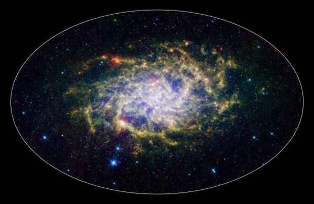 Ученые определили размер и форму Вселенной?