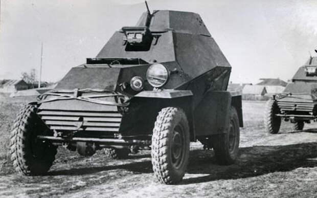 Хорошо ли вы знаете историю наших военных автомобилей?